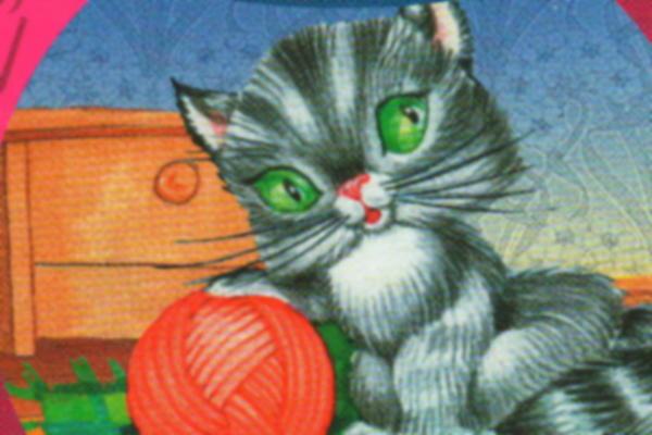 Котенька коток